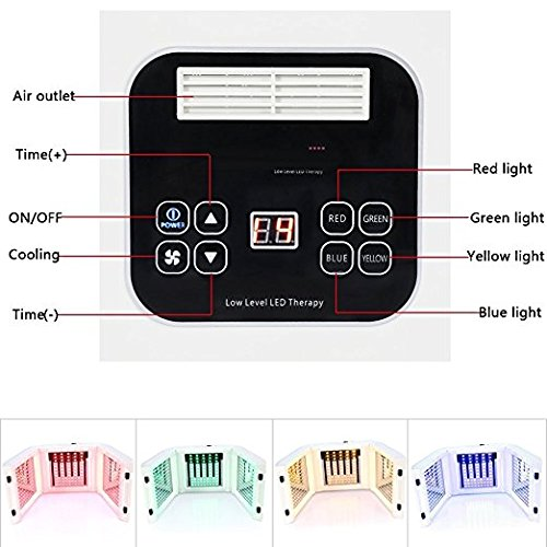 Moontree 4 in 1 Photon Light Facial care machine PDT by Moontree (Image #1)