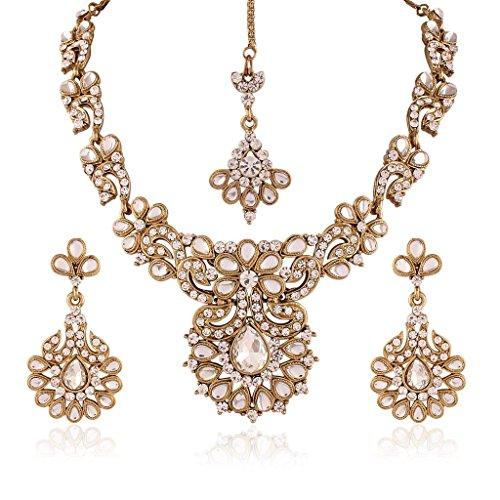 Kundan Jewelry Necklace - 4