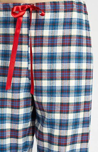 Mujer Lulworth M Bonsoir Blue Pantalón Para red FtqqE6w