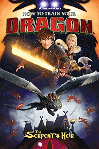 How to Train Your Dragon: The Serpent's Heir (Scary Stories To Tell In The Dark Artist)