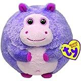Ty Beanie Ballz Dewdrop The Hippo (Medium)