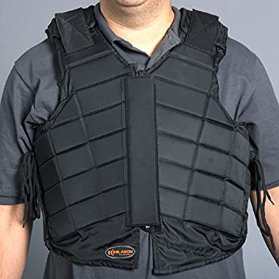 Hilason Adult Safety Equestrian Eventing Protective Protection Vest Horse