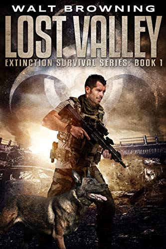 Lost Valley (Extinction Survival Book 1) by [Browning, Walt]