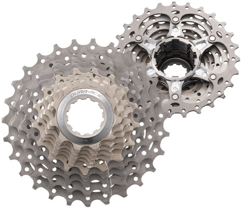 SHIMANO Dura Ace CS-7900 Cassette One Color, CS-7900, 11-28 Dura Ace 10 Speed Cassette