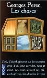 Les Choses, Georges Perec, 2266025791