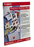 Canon Photo Paper Pro for Bjc-8200 Only - 8.5x11 (15 Sheets)