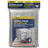 CargoLoc 89940 Polyetheylene Engine/Generator Cover, 24-Inch x 24-Inch x 18-Inch