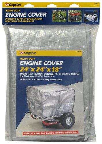 Engine Generator Cover - 2