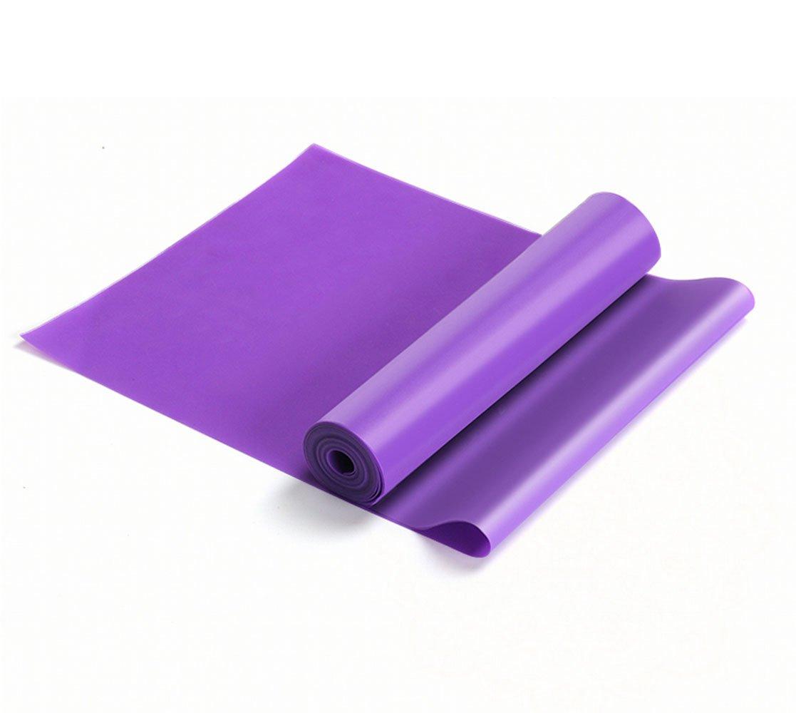 Yoga Juego Lila 1 Yoga estera de NBR, 1 pelota de yoga de PVC, 2 mancuernas de hierro y plástico, 2 de yoga Brick de EVA, 1 correa de yoga de caucho ...