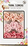 Prima Marketing Love Clippings Flowers-Beautiful Life Art