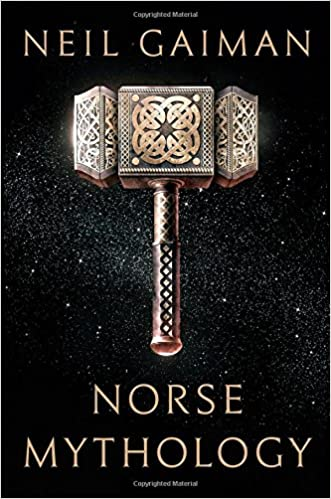 Image result for Norse Mythology by Neil Gaiman