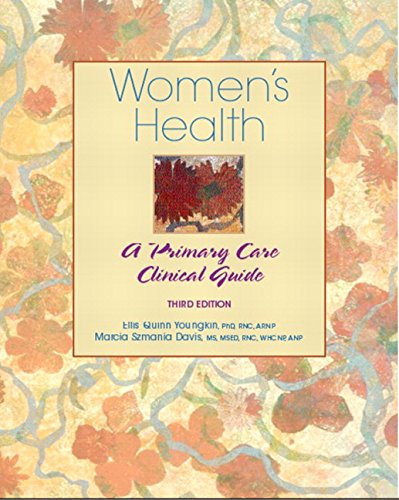 Womens Health  A Primary Care Clinical Guide  3Rd Edition