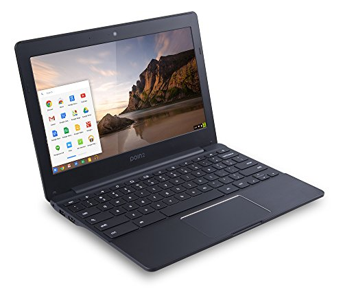 Poin2 Chromebook 11 LT0101-01US (11.6-Inch, Purple Black)
