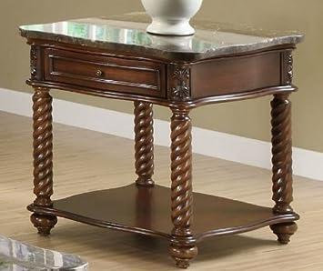 woodbridge home designs lockwood end table - Woodbridge Home Design