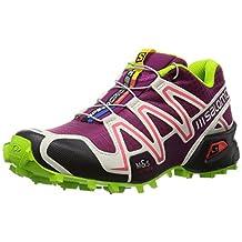 Salomon Women's Speedcross 3 Trail Running Shoe