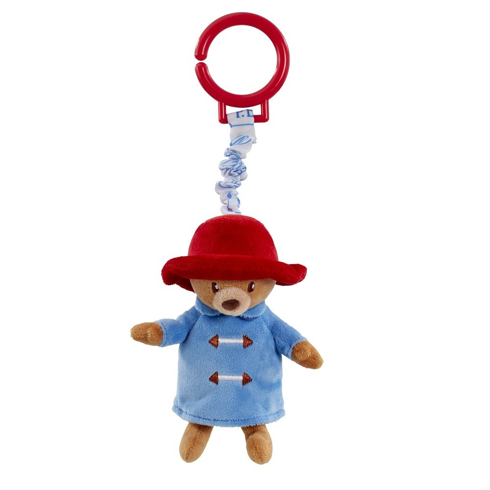 Rainbow Designs PA1409 Paddington for Baby Jiggle Attachable Toy Rainbow Designs Ltd