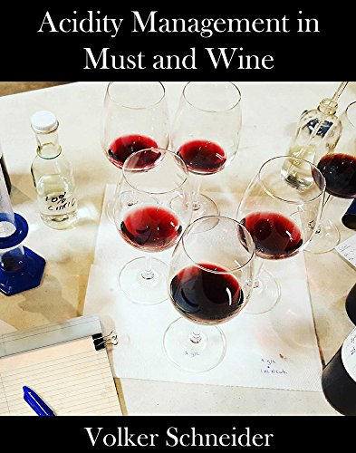 Acidity Management in Must and Wine by Volker Schneider