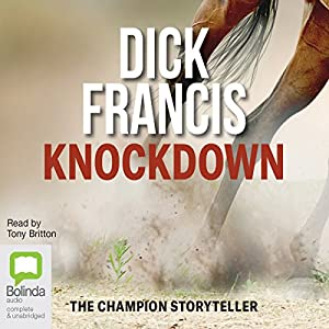 Knock Down Audiobook