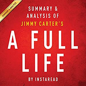 A Full Life: Reflections at Ninety by Jimmy Carter Audiobook