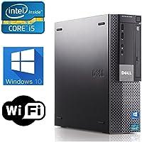 Dell Optiplex 980 Desktop Computer, Intel Core i5 upto 3.4GHz Quad Core CPU, 8GB DDR3 Memory,NEW 2TB Hard Drive, WiFi, Windows 10 Pro, HDMI READY, REFURB