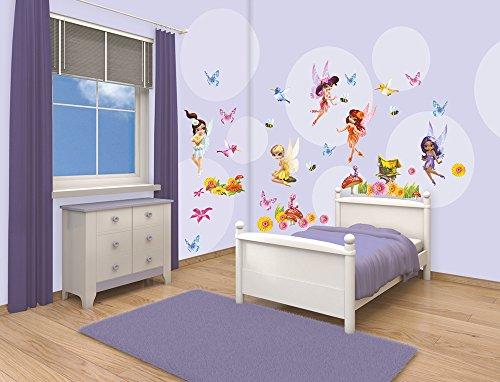 Walltastic Magical Fairies Wall Stickers