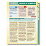 ComplyRight Fast Answers Quick Reference Cards: Discipline and Termination (D0786AMZ)