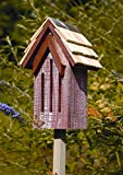 Heartwood Mademoiselle Butterfly House in Red Whitewash Review