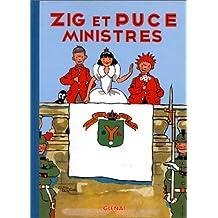 ZIG ET PUCE T.10 : ZIG ET PUCE MINISTRES
