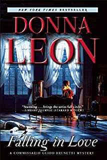 Falling In Love A Commissario Guido Brunetti Mystery