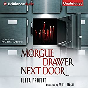 Morgue Drawer Next Door Audiobook