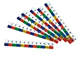 Transparent Inchworms Rulers
