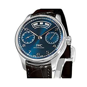 51C7LAfOdEL. SS300  - IWC Portugieser Annual Calendar Mens Watch Model #: IW503502