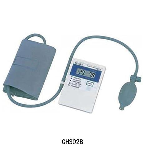Amazon.com: Citizen Digital Blood Pressure Monitor, Ch-302b: Health & Personal Care