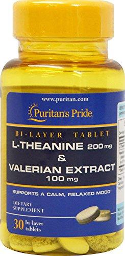 L-Theanine 30 Tabs - 9