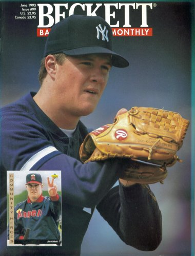 Beckett Baseball Card Magazine #99 : NY Yankees' Jim for sale  Delivered anywhere in USA