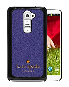 Unique And Beautiful Designed Kate Spade Cover Case For LG G2 Black Phone Case 46