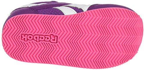 Reebok Royal Cljog 2rs Kc, Sneakers Fille, Violet (Porpora/Aubergine/Solar Pink/White), 23.5 EU