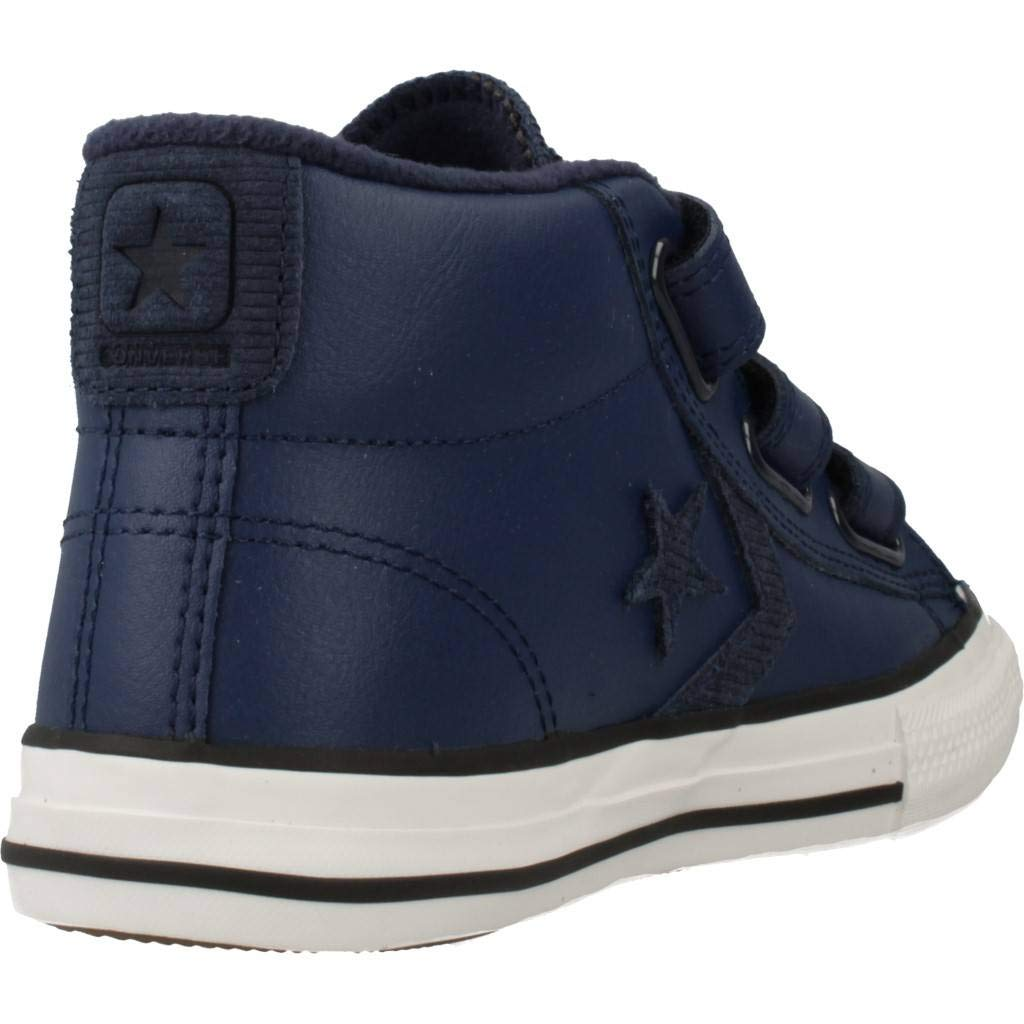 Converse Star Player 3V Asteroid Leather HI Sneaker Kind