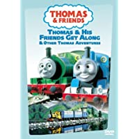 Thomas the Tank Engine: Thomas and His Friends Get Along