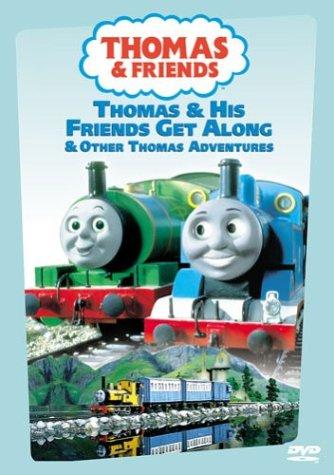 amazon co jp thomas his friends get along dvd import dvd