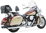 Vance and Hines Classic II Bagger Dual Exhaust System for Kawasaki 1999-2008 No - One Size
