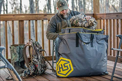Hunters Specialties Scent-A-Way Scent-Safe Deluxe Travel Bag