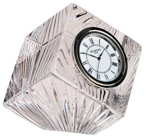 Waterford Crystal Meridian Small Clock