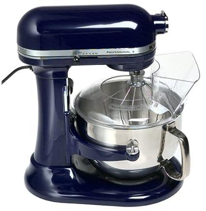 KitchenAid KP2671XBU Professional 6 Quart Stand Mixer, Cobalt Blue
