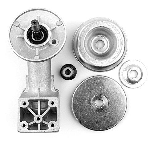 Gear Box Head Housing For STIHL FS120 FS130 FS200 FS250 FS90 FS100 FR130 FR220 FR350 FR450 FR480 FT100 Strimmer Brush Cutter ()