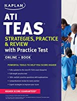 ATI TEAS Strategies, Practice & Review with Practice Test: Online   Book