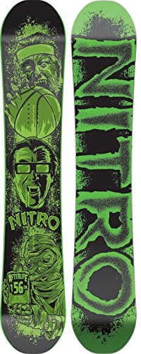 153cm Snowboard (Nitro Afterlife Snowboard Mens Sz)