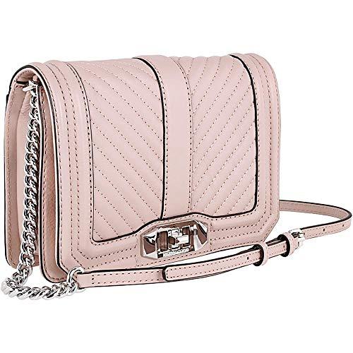 Pequeño Rosado Cruzado Bolso Rebecca Pink Minkoff Mujer Para vintage Acolchado q6T0tnS0