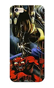 Fashion 7ef23ae663 Case Cover Series For Iphone 6 Plus(iron Maiden Heavy Metal Dark Album Cover Eddie )