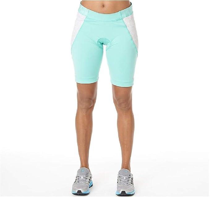 6821612598b40 adidas - Pantalón Corto - para Mujer Verde XX-Small  Amazon.es  Ropa y  accesorios